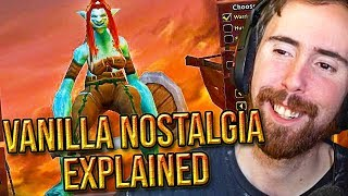 Asmongold Reacts To Wнy Vanilla WoW Questing & The Barrens Are So Memorable - Hirumaredx
