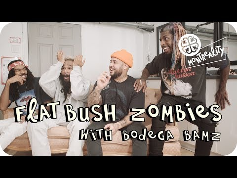 FLATBUSH ZOMBIES x MONTREALITY ⌁ Interview