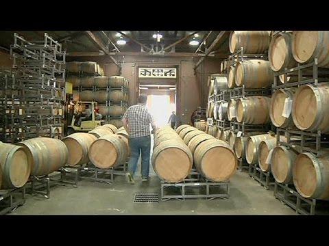 صنعت شراب سازی منطقه ناپای کالیفرنیا متاثر از وقوع زمین لرزه - economy