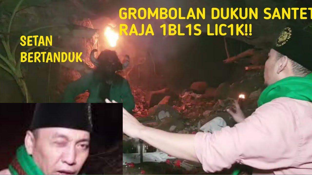 Download [LIVE]KELUAR DR KUBUR,SERANG MATA KUB!DUEL VS DUKUN SANTET RAJA 1BL1S BERTANDUK SET4N