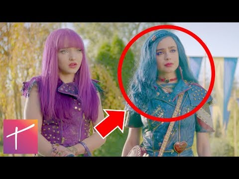 10 Mistakes In Descendants 2 You Might Have Missed