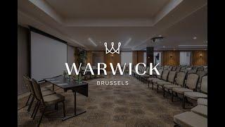 Warwick Brussels - Presentation Meeting Spaces