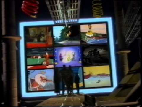 Galaxy TV commercial (1995)