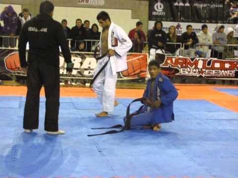 Gilbert Burns vs. Leandro Lo: 2013 IBJJF No-Gi Worlds ...