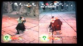 TENCHU 3: Onikage with the New-Combo System