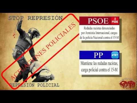 Diferencias entre PP y PSOE - BIPARTIDISMO