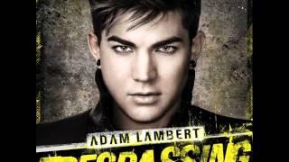 Adam Lambert  Trespassing album mix