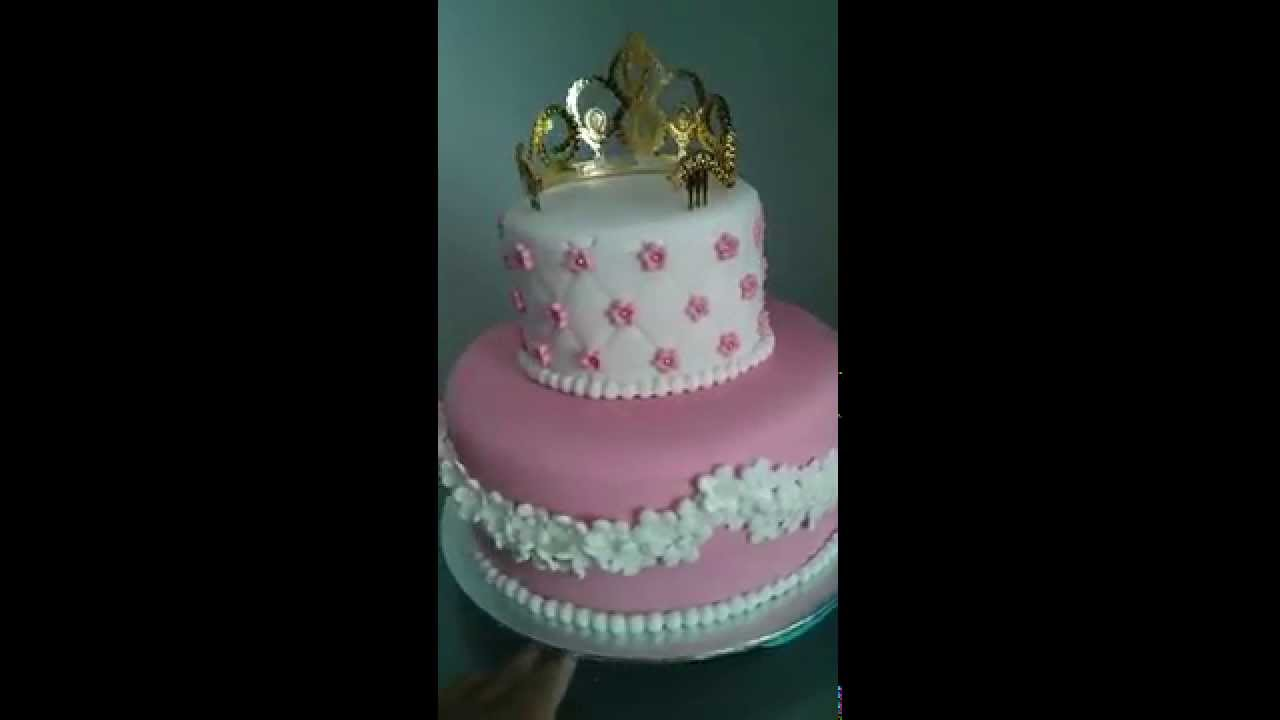 Gateau princesse facile youtube