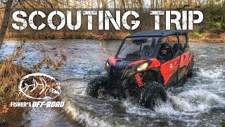 Middle TN Back Country SXS Ride - 2020 Can-am Maverick Sport Max