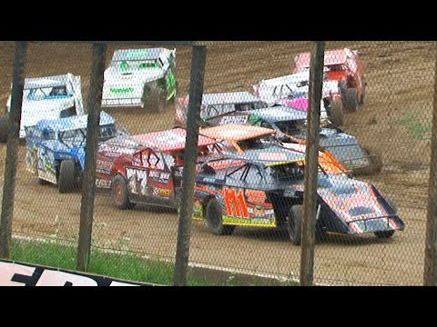 Econo Mod Feature | Eriez Speedway | 7-28-19