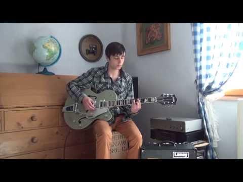 The Black Keys - Bullet in the Brain Cover (Gretsch Electromatic G5420T) mp3