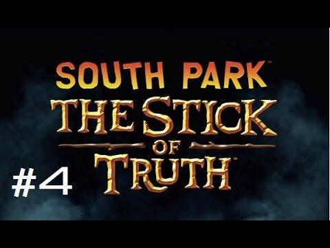South Park: The Stick of Truth végigjátszás 4. rész (Magyar kommentárral) X360