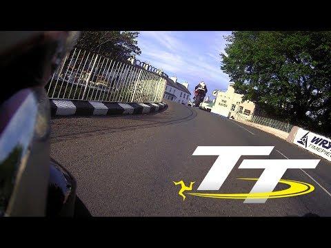 Isle of Man TT 2017! Josh Brookes on the Norton SG6