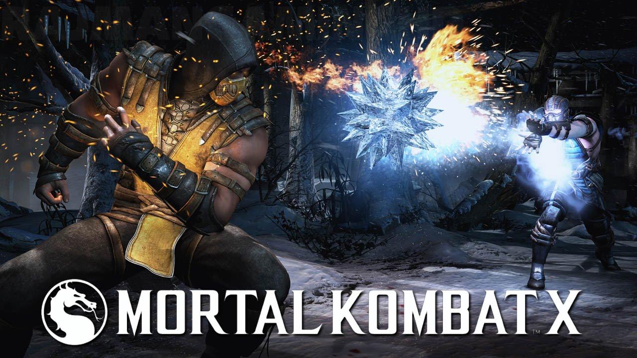 Mortal Kombat Scorpion vs Sub-Zero Wallpapers - Top Free