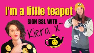 ⚡BSL NURSERY RHYMES ⚡ SIGN AND SING BSL!⚡