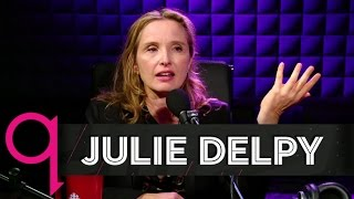 Julie delpy on lolo and the appeal of realistic rom coms