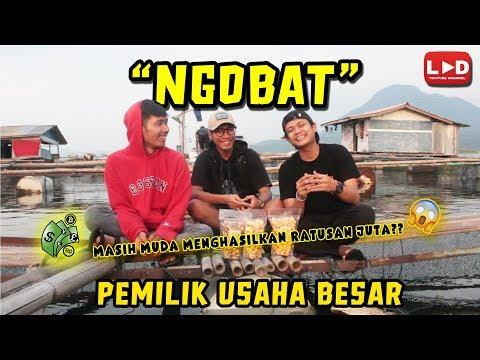 NGOBAT : PENGUSAHA TAMBAK IKAN (JAKARTA-PURWAKARTA)