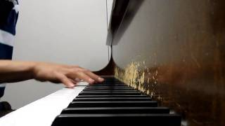 Jeremy Camp - Walk By Faith (HD piano cover)