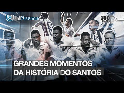 QUAL O MAIOR MOMENTO DA HISTÓRIA DO SANTOS? | TOP UNICESUMAR 30