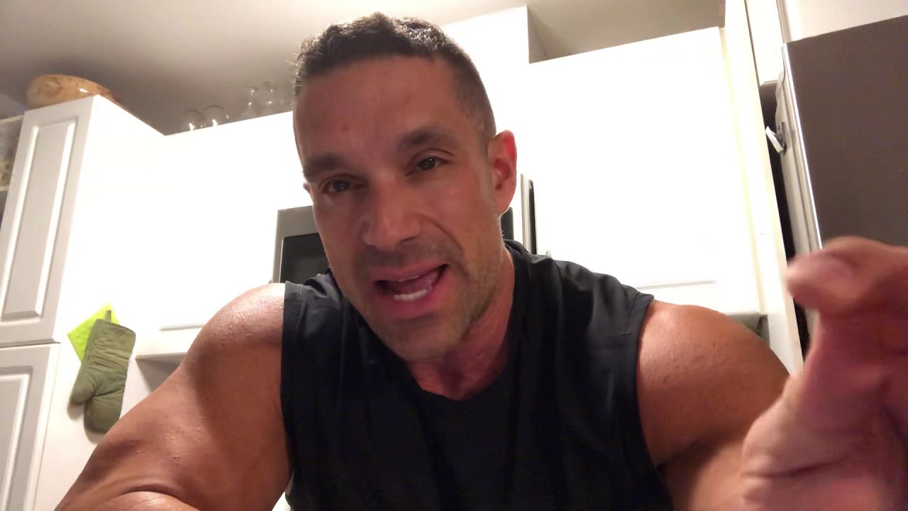 Greg Doucette IFBB PRO What SARMS Companies Lie About or Don't Want You to  Know!!!