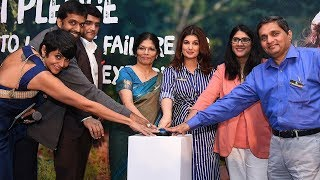 Twinkle Khanna At The Launch Of Surf Excel New Campaign #Haarkoharao