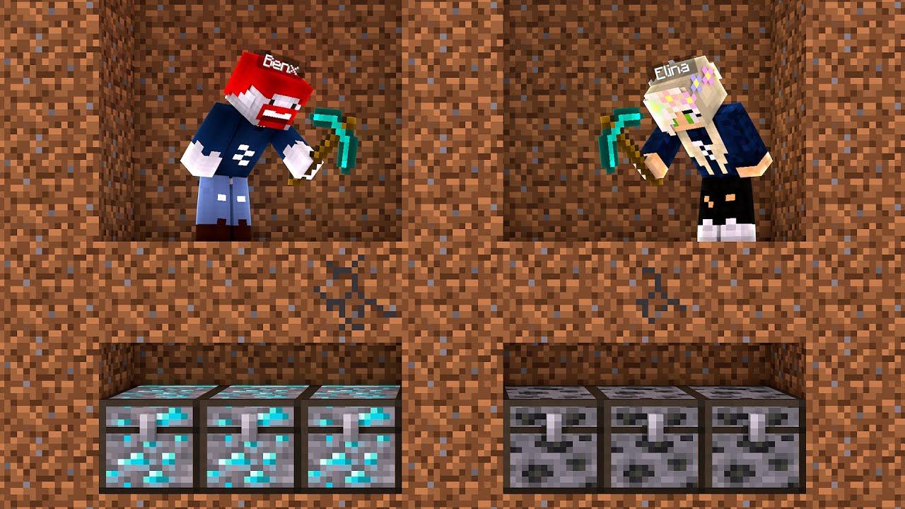 DIESE UNSICHTBAREN KISTEN FINDET KEINER! (Minecraft)