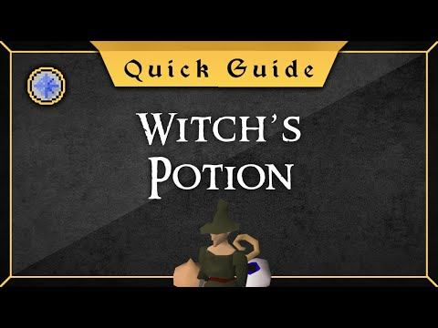 [Quick guide] Witch's potion
