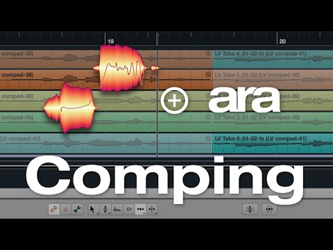 Melodyne in Cubase with ARA – what's different