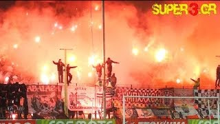ARIS THESSALONIKI vs paok 16.03.2014 | SUPER3 Official