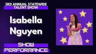 Isabella Nguyen : Show Performance - LFOA, Inc. 3rd A.S.T.S.