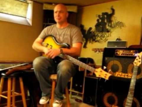 """Detroit Bass Player """"Michael Fredericks"""" interview"""