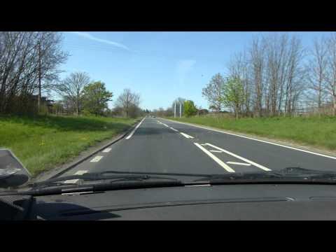 Heading to Blythburgh, Suffolk.