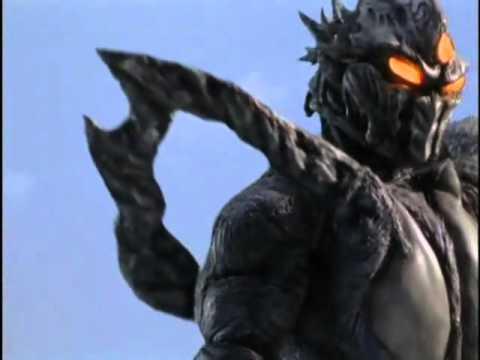 Ultraman Gaia vs Meemos