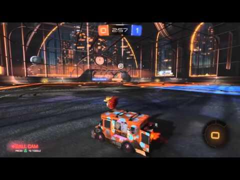 Rocket League Divine Intervention Shot