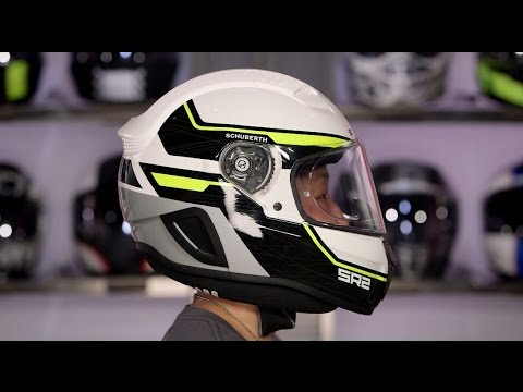 Thumbnail for Schuberth SR2 Helmet Review