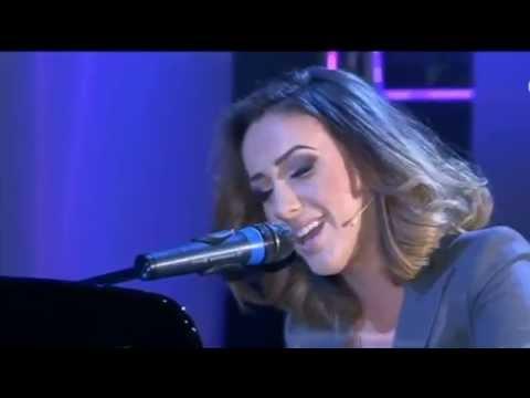 Elhaida Dani - I'm alive (Piano Acoustic Live Version) | Albania Eurovision 2015