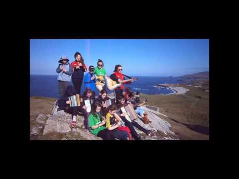 STARWARS IN MALIN HEAD, DONEGAL 2016