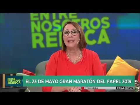 MARATÓN DEL PAPEL 2019 / REBECA CANAL 10
