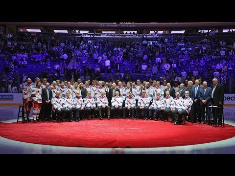 Rangers celebrate 25th anniversary of 1994 Stanley Cup victory Mp3
