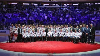 Rangers celebrate 25th anniversary of 1994 Stanley Cup victory