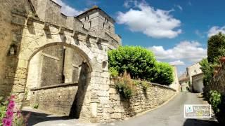 Villages de pierres et d'eau en Charente-Maritime