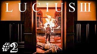 ПЕРВАЯ КРОВЬ! ► Lucius 3 Прохождение #2 ► ХОРРОР ИГРА