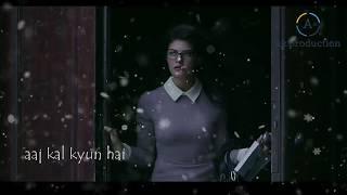 Tu Hi Tu Har Jagah ❤    Female Version ❤   Love ❤ : Romantic WhatsApp Status Video 2017