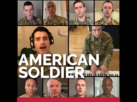 The United States Army Chorus 2020_American Soldier