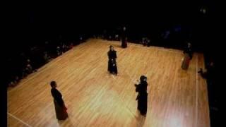Кендо. Солодовников vs. Такимото (Часть 2)(Кендо или кен-до (путь меча) - японское воинское искусство, основанное на приемах с двуручным самурайским..., 2010-01-12T12:52:17.000Z)
