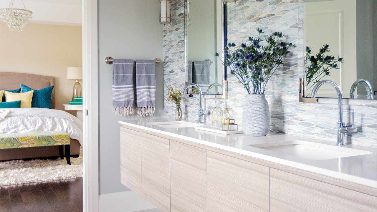 Bathroom Home Interior Design Interior Design How To Bring Modern Style To A New Build Home