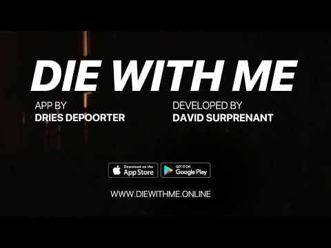 Die With Me - The chatapp you can only use when you have less then 5% battery