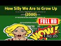 [ [VLOG MOVIE] ] No.26 @How Silly We Are to Grow Up (2000) #The9367mlquz