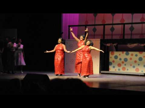 Hairspray: The Dynamites New Girl in Town