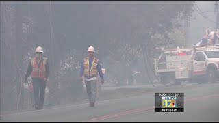 PG&E continues its bankruptcy proceedings